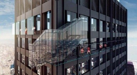 Willis Tower To Receive $20 Million of New SkyDeck Attractions