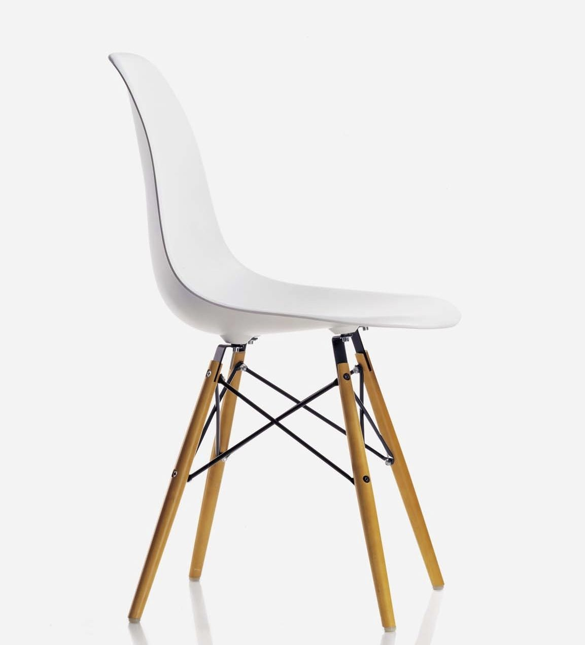 Fixation / Vitra Charles Rey Eames Eames dsw chair