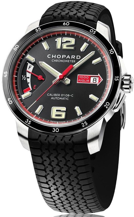 402be9360c25 Chopard Mille Miglia Automatic Mens Watch 168566-3001