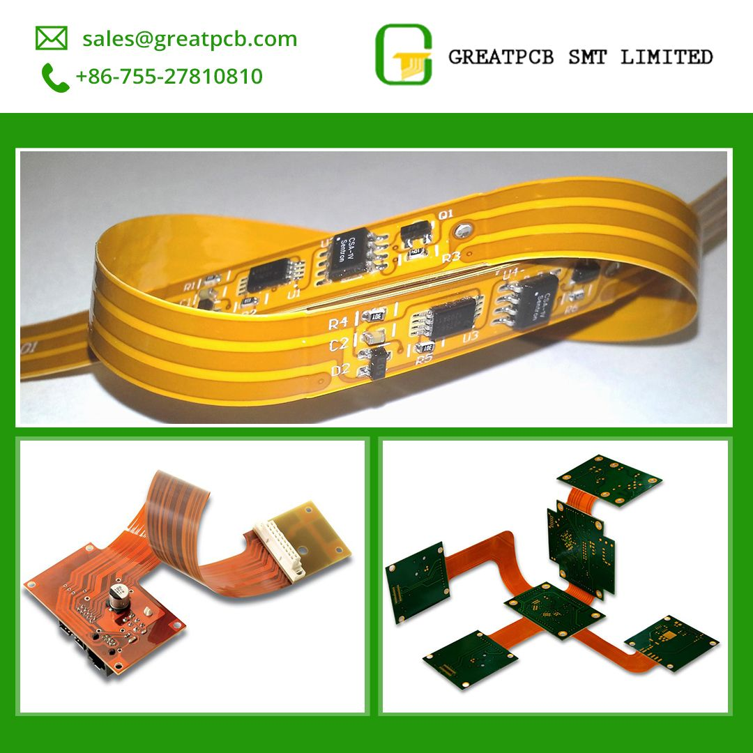 Flex PCB Manufacturer: Normal PCB manufacture involves the