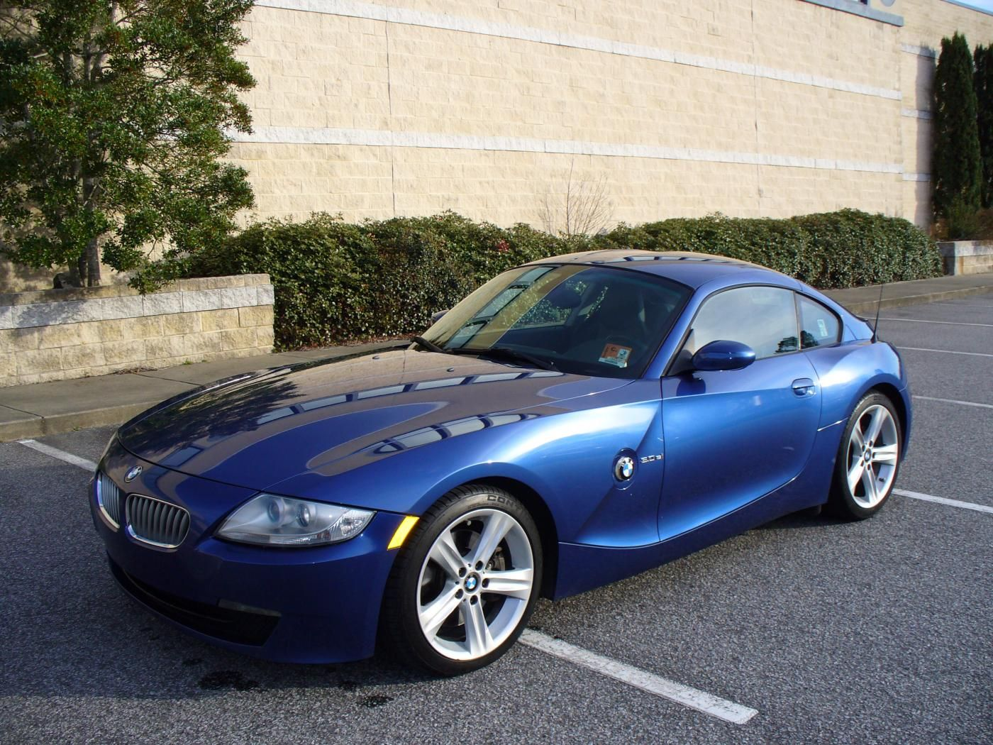 fs 2007 bmw z4 coupe montego blue bmw pinterest bmw. Black Bedroom Furniture Sets. Home Design Ideas