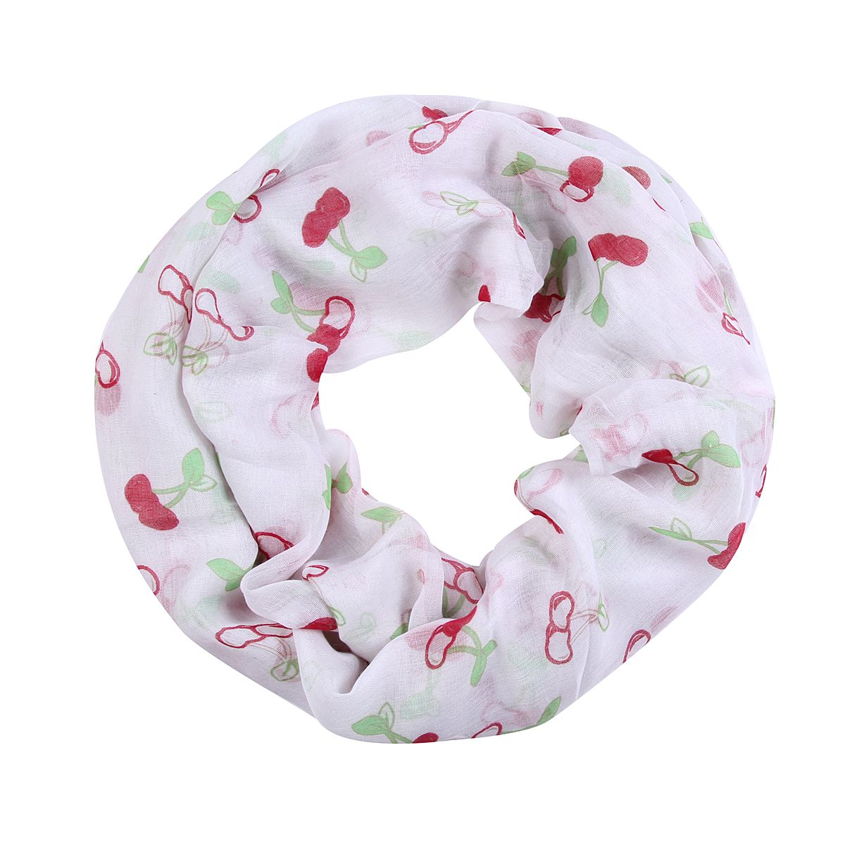 fashion wrap infinity scarf