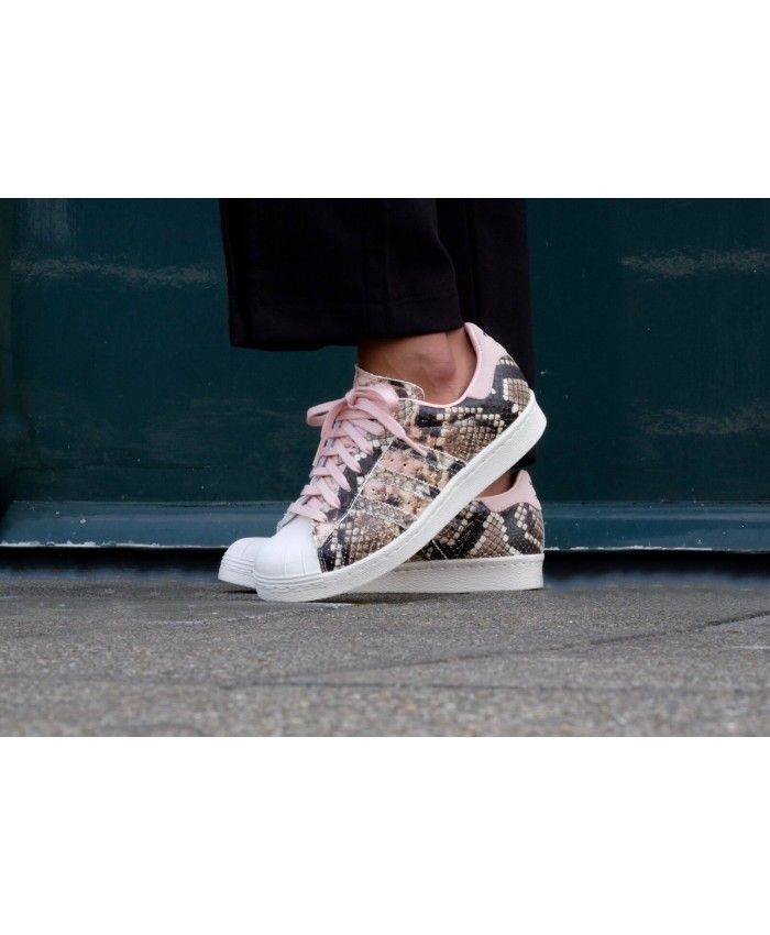Adidas Originals Superstar 80s Schuhe Damen Vapour Rosa