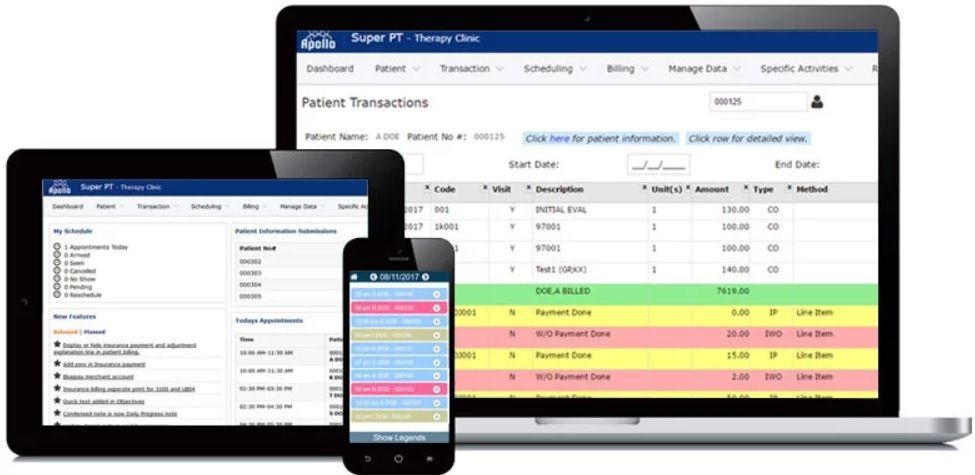 Best Patient Appointment Scheduling Software for PTs