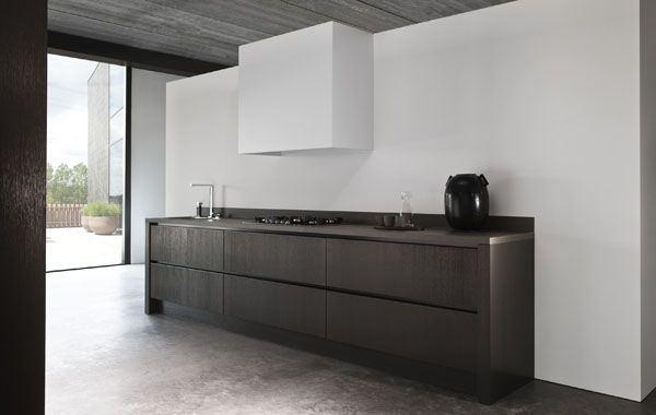 Kitchen Minimalist Style Decor Kitchen Set A Minimal Kitchen Design For A Large Space