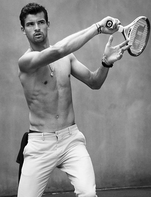 grigor dimitrov  god damn this sport is sexy