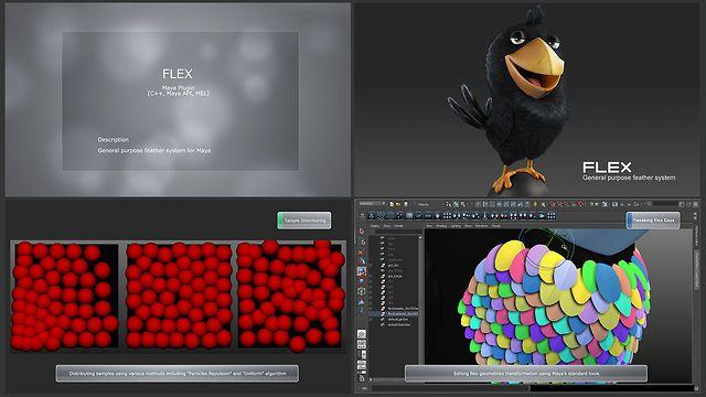 Flex for Autodesk's Maya in 2019 | Animation Resources | Maya, 3d