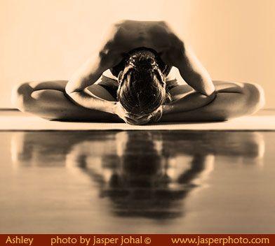 another beautiful jasper johal pic of ashley  yin yoga