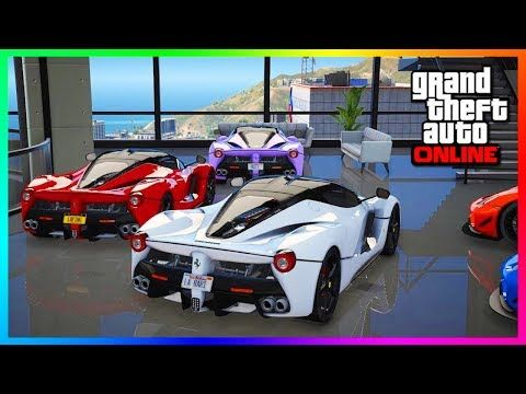 gta v dlc cars 2018