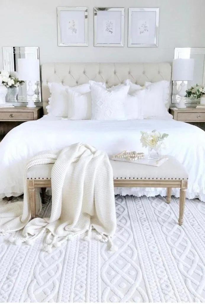 28 Gorgeous Bedroom Design Ideas For Comfortable Home Decor
