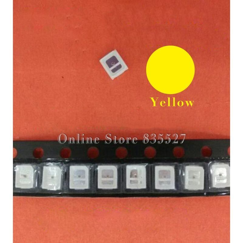 1000pcs/lot LED lamp beads yellow SMD 2835 0.2W Super highlight light-emitting diode    Buy Now     Discount: 11.98% Price: 8.6 USD  7.57 USD     1000pcs/lot LED lamp beads yellow SMD 2835 0.2W Super highlight light-emitting diode #lightemittingdiode 1000pcs/lot LED lamp beads yellow SMD 2835 0.2W Super highlight light-emitting diode    Buy Now     Discount: 11.98% Price: 8.6 USD  7.57 USD     1000pcs/lot LED lamp beads yellow SMD 2835 0.2W Super highlight light-emitting diode #lightemittingdi #lightemittingdiode