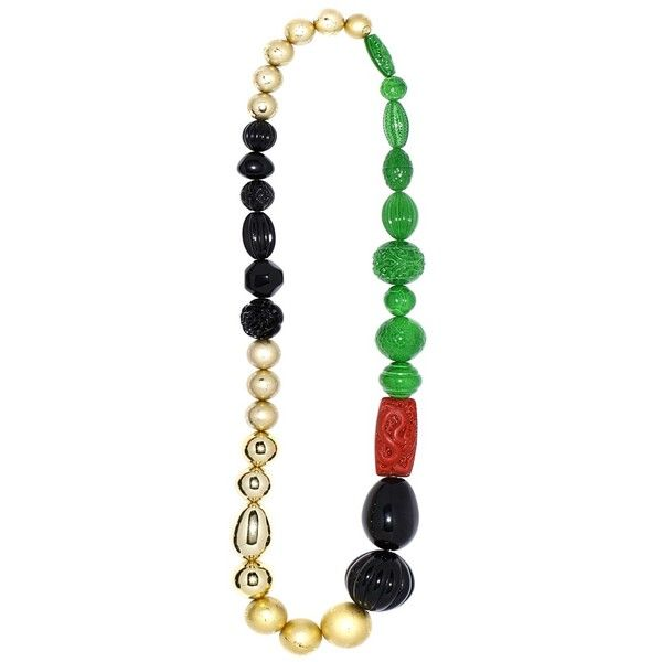 Oriental beaded necklace   FLorian