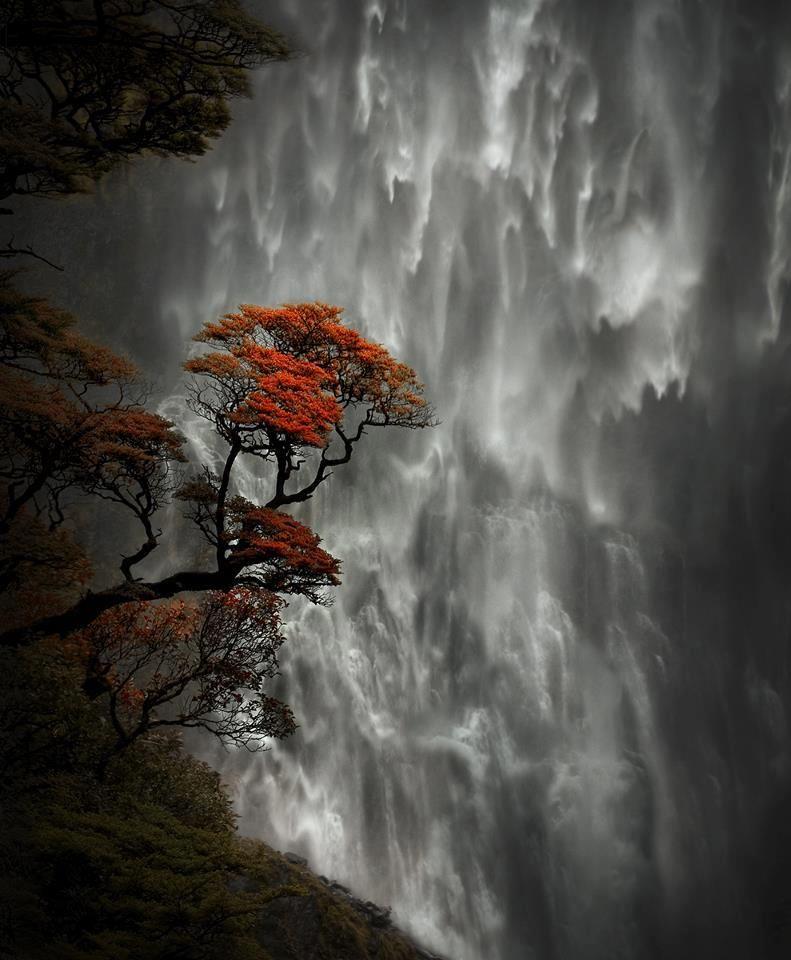 Devil's Punchbowl Falls (Arthur's Pass, South Island, New Zealand)