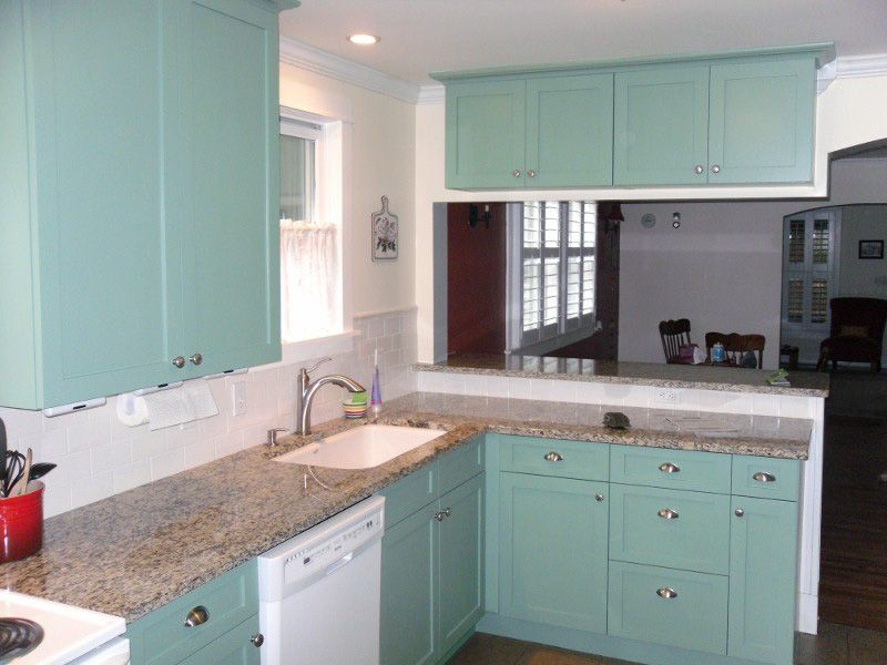 Image Detail For  Cabinet Refinishing | Kitchen Cabinet Refinishing .