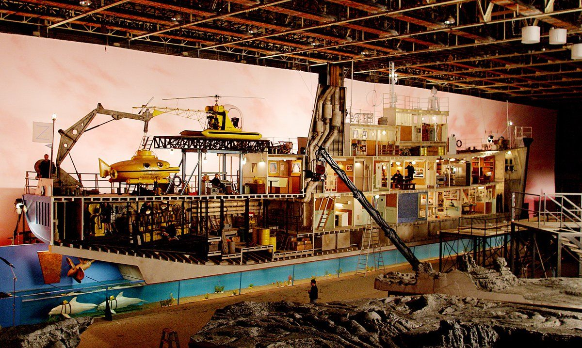 Image result for wes anderson set design