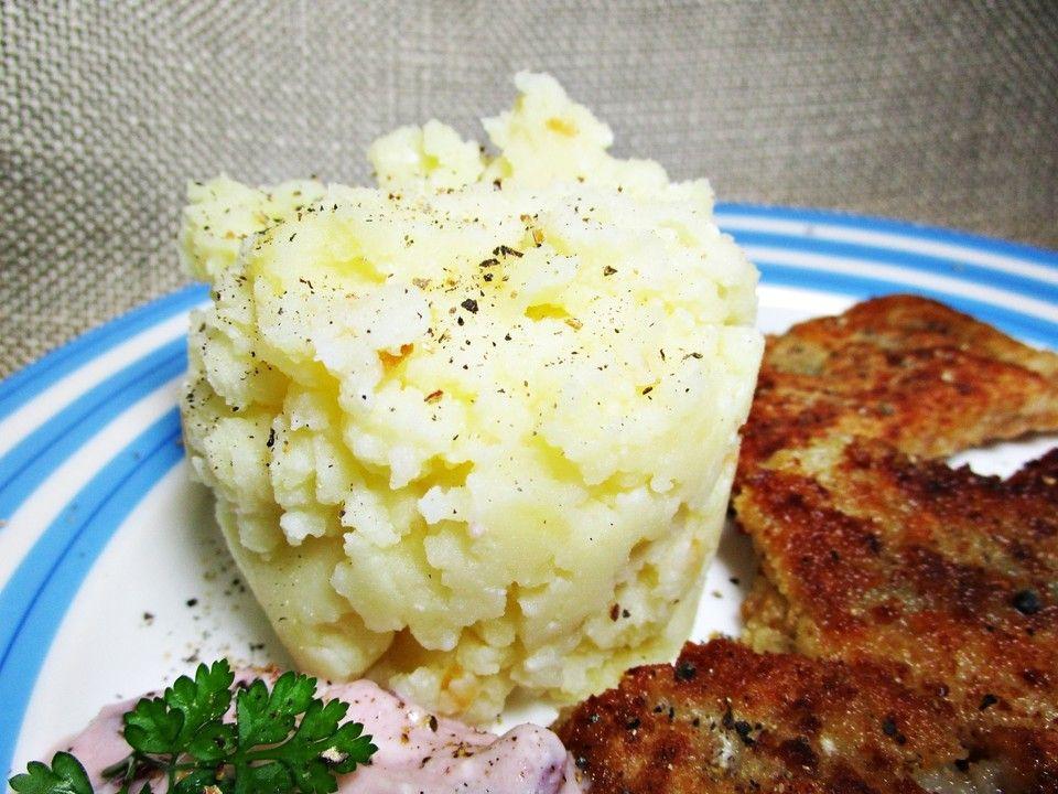 Amerikanisches Knoblauch Kartoffelpuree Kartoffelpuree Kartoffelbeilagen Rezepte