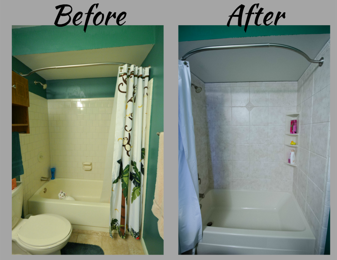 Good Bathroom Remodel   Bathroom Makeover   Bathroom Before And After   Shower  Remodel   Brought To You By Re Bath Of The Triad