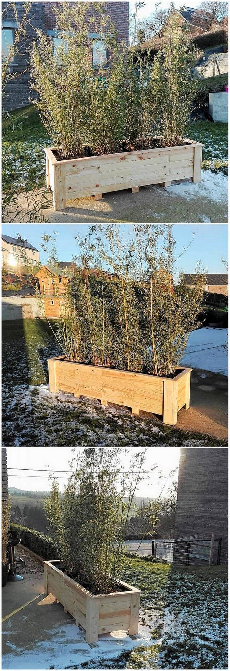 Diy Planter Box From Old Pallets 7 Steps Diy Wood 400 x 300