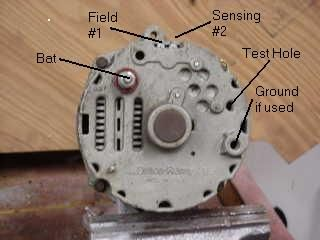 Ec C A F Cc Db on Gm Alternator Wiring Diagram