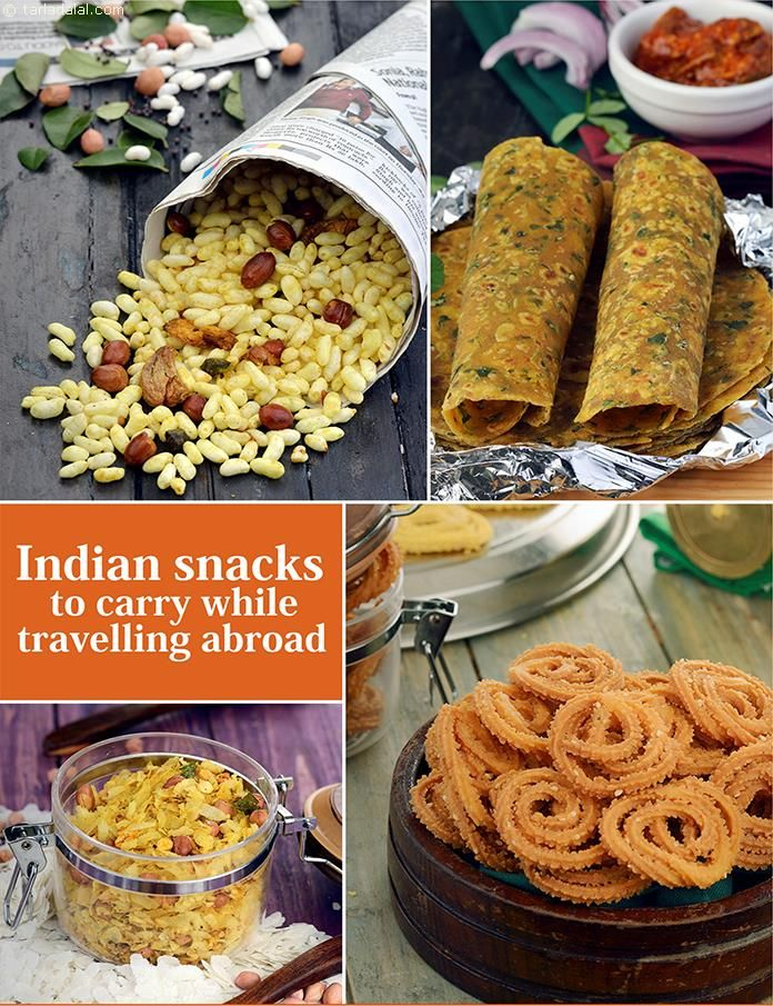 Indian snacks to carry while travelling abroad pinterest food indian vegetarian travel food recipes tarladalal 94 forumfinder Images