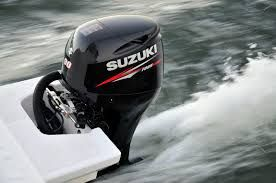 Before Purchasing Outboard Motor For Your Boat Check Out Its Horsepower More Its Horsepower The More Will Be Its Efficiency Suzuki Outboard Outboard Motors