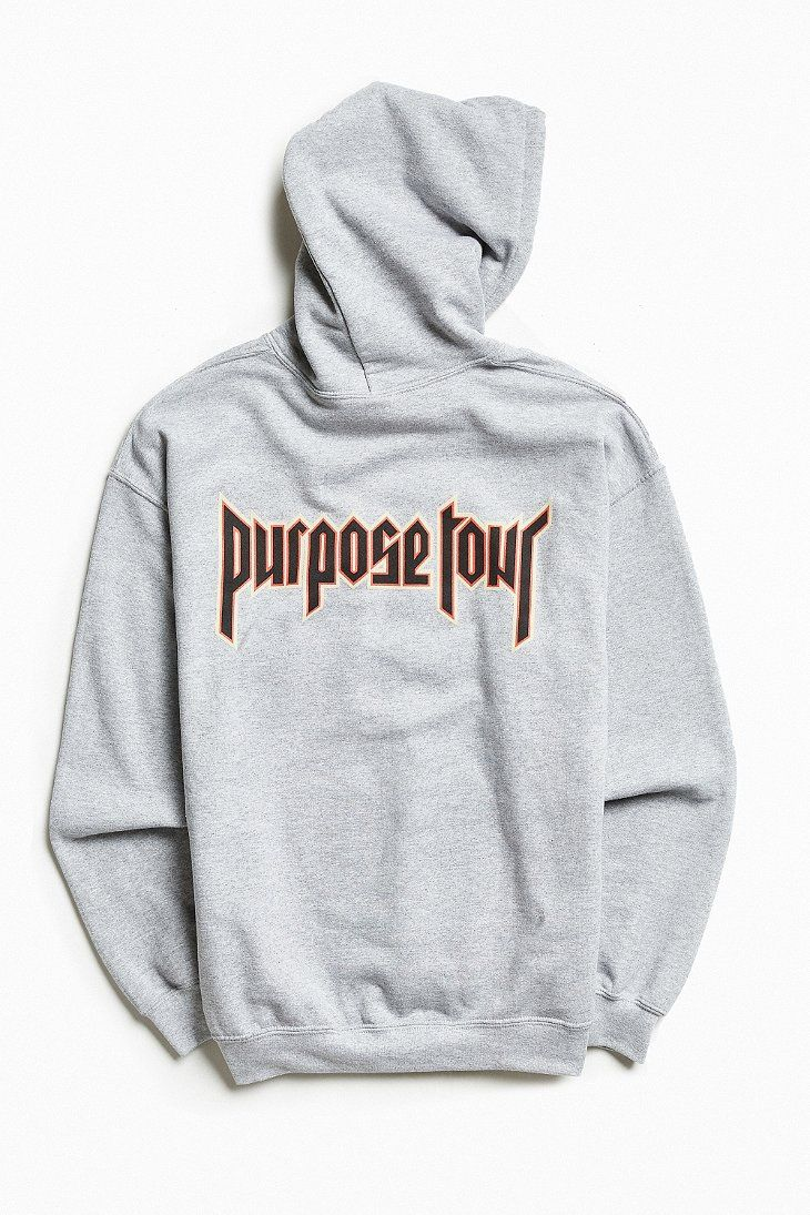 justin bieber purpose tour hoodie sweatshirt urban. Black Bedroom Furniture Sets. Home Design Ideas