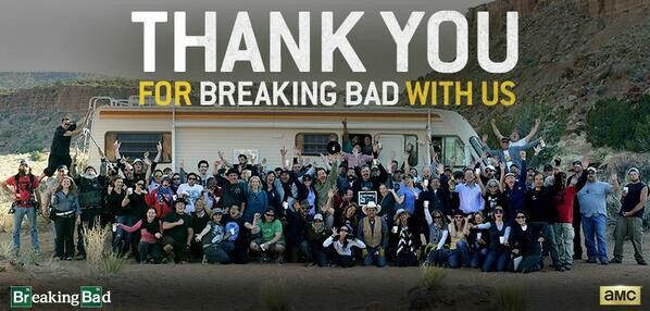 Breaking Bad, Breaking Bad Cast