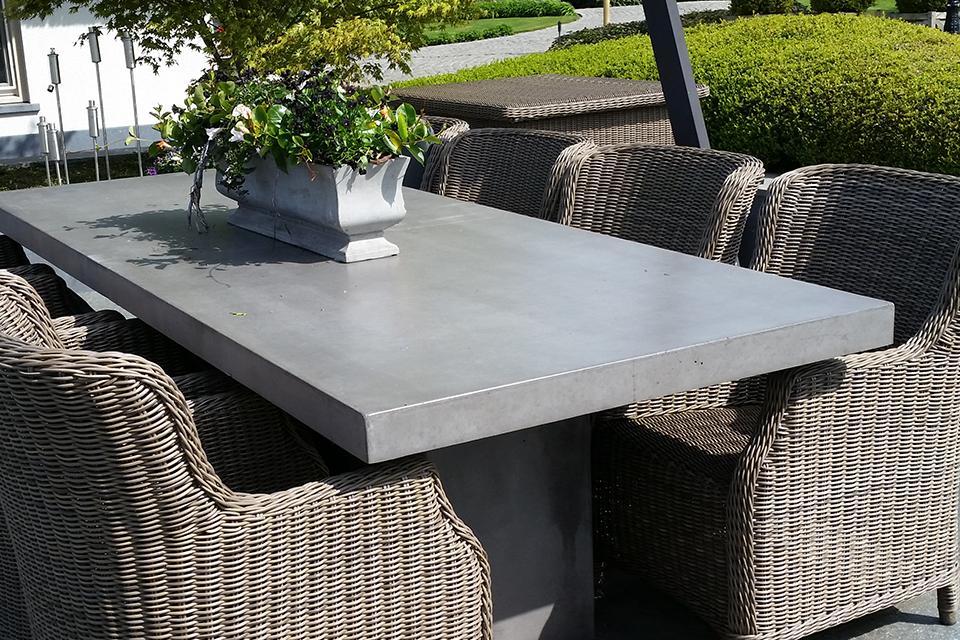 Beton Tafel Maken : Afbeeldingsresultaat voor beton tafel zelf maken garden