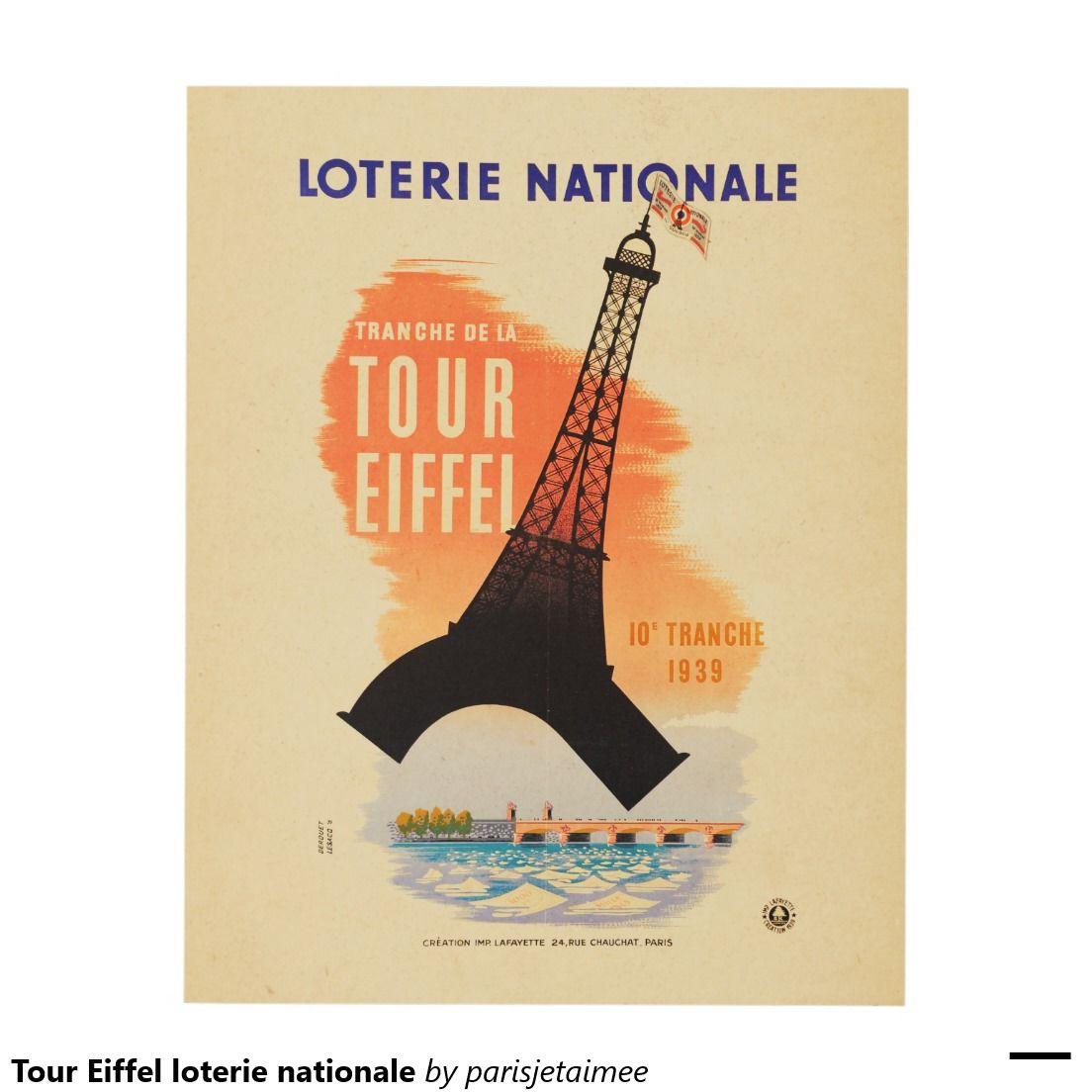 vintagefrenchposter #paris #toureiffel #retroposter #parisjetaime ...