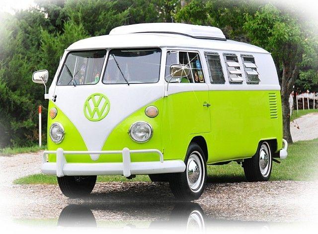 1967 Type 2 T3 Volkswagen Westfalia Camper Bus A Pop Top