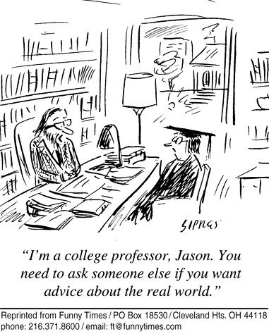 Attention college age kids: going to university may give