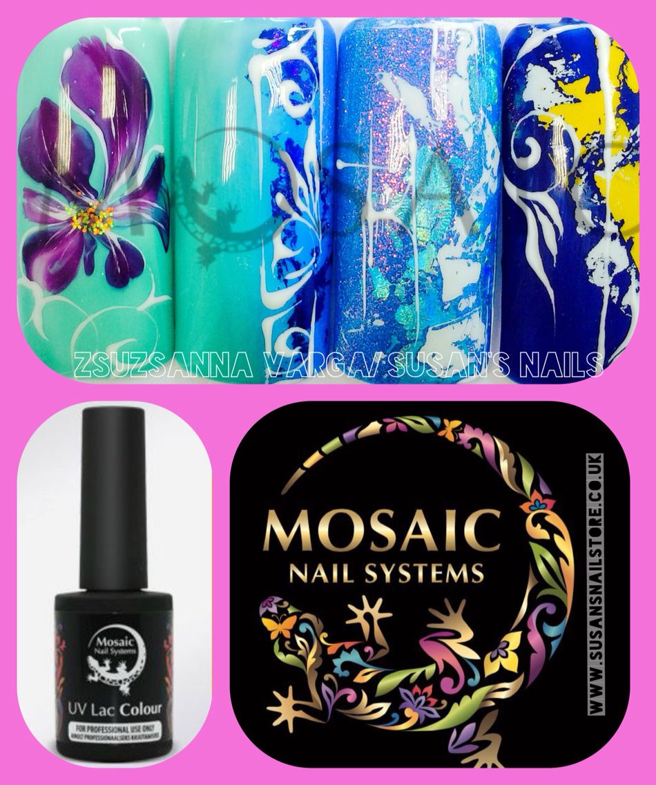 Are you interested what you can do with Mosaic UV Lac