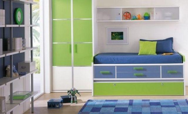 Ideas de decoraci n de habitaciones para ni os entre 11 y for Cuartos para nina de 3 anos