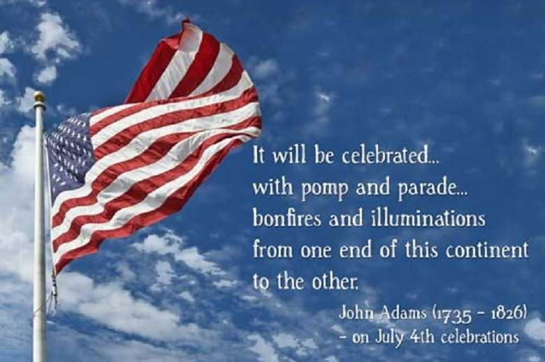 Usa Independence Day Quotes Fourth Of July Quotes Independence