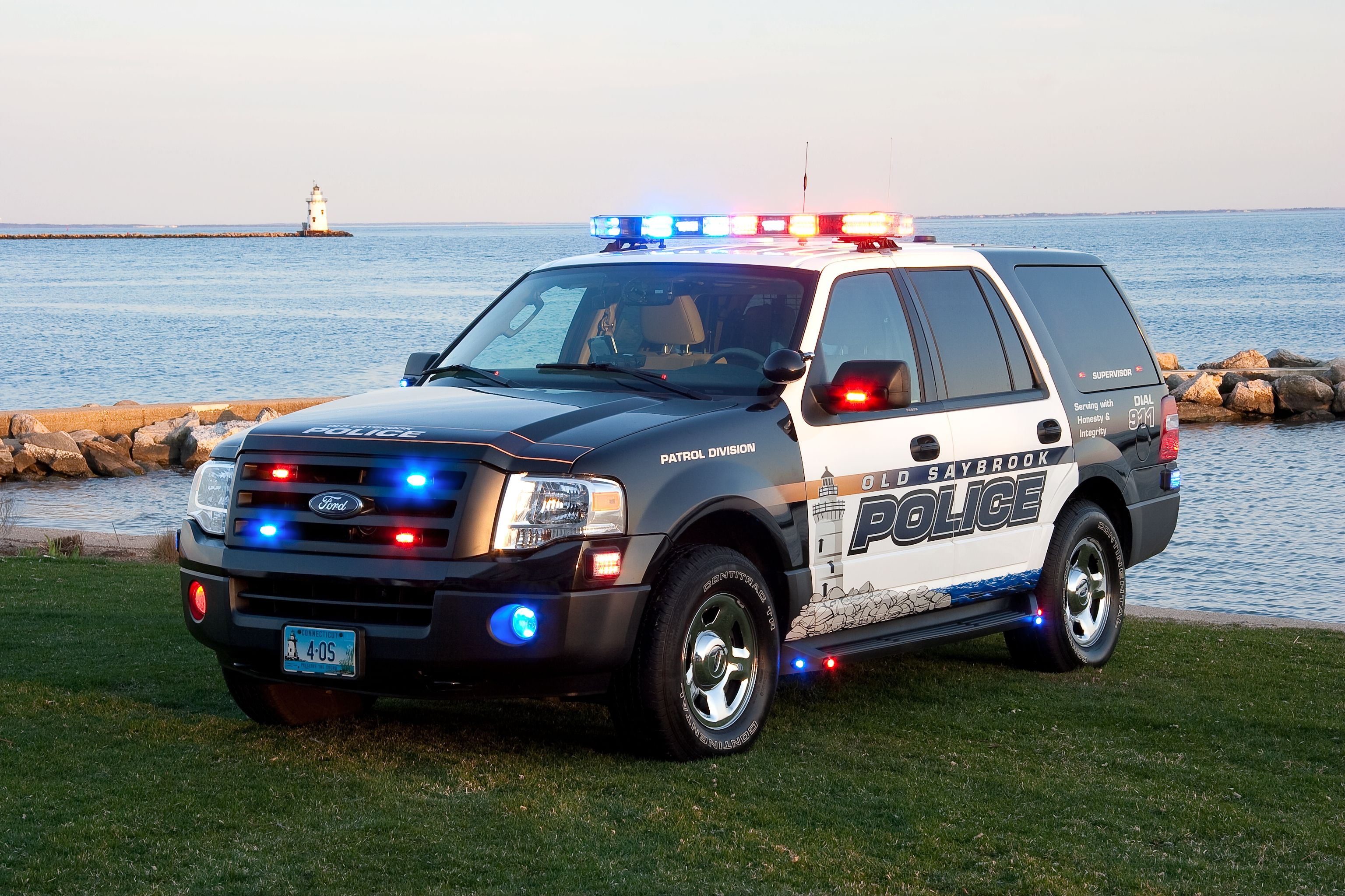 Meet Our Fleet Police Cars Ford Expedition Police Patrol