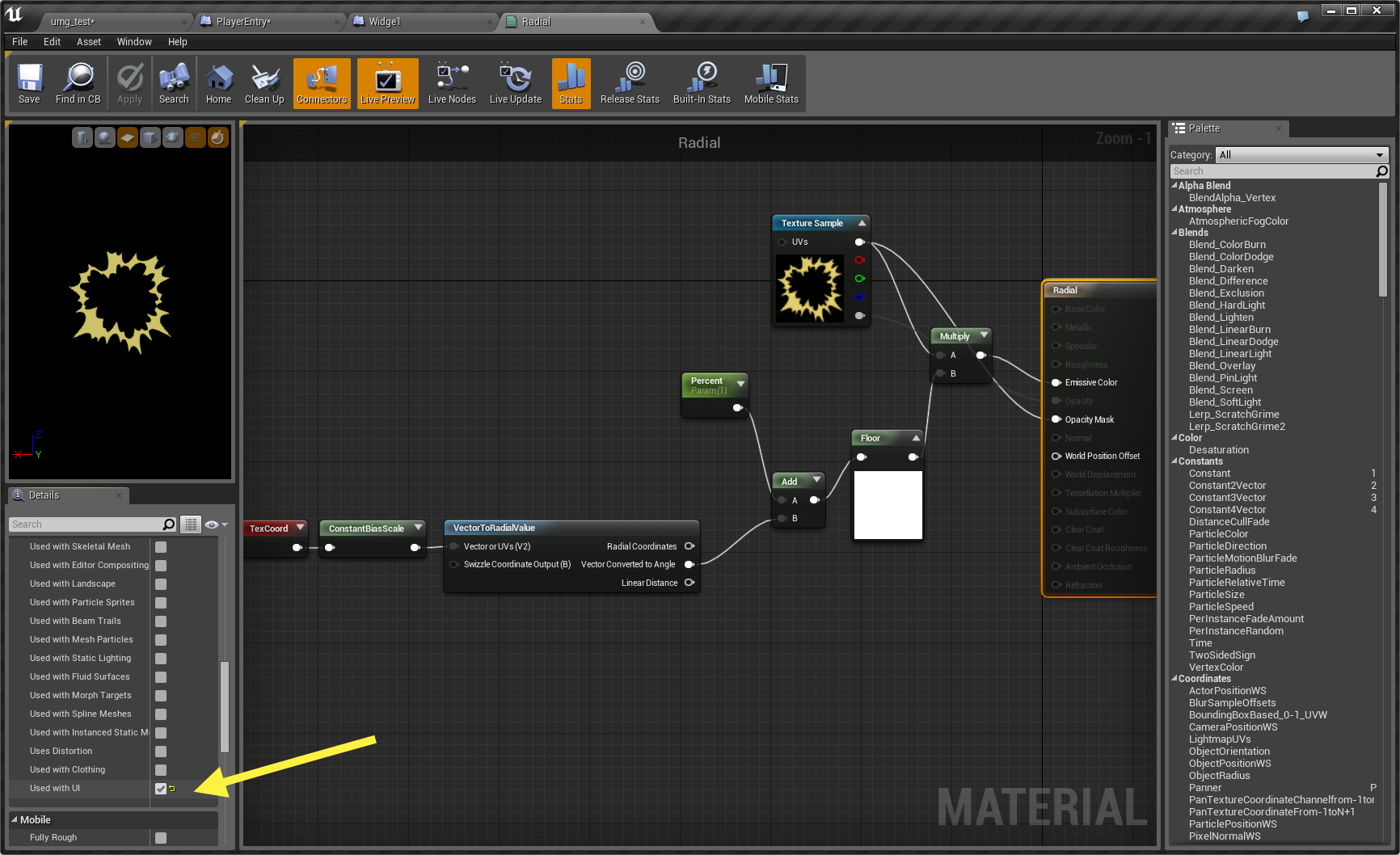 Styling unreal engine everything ui pinterest unreal engine styling unreal engine malvernweather Gallery