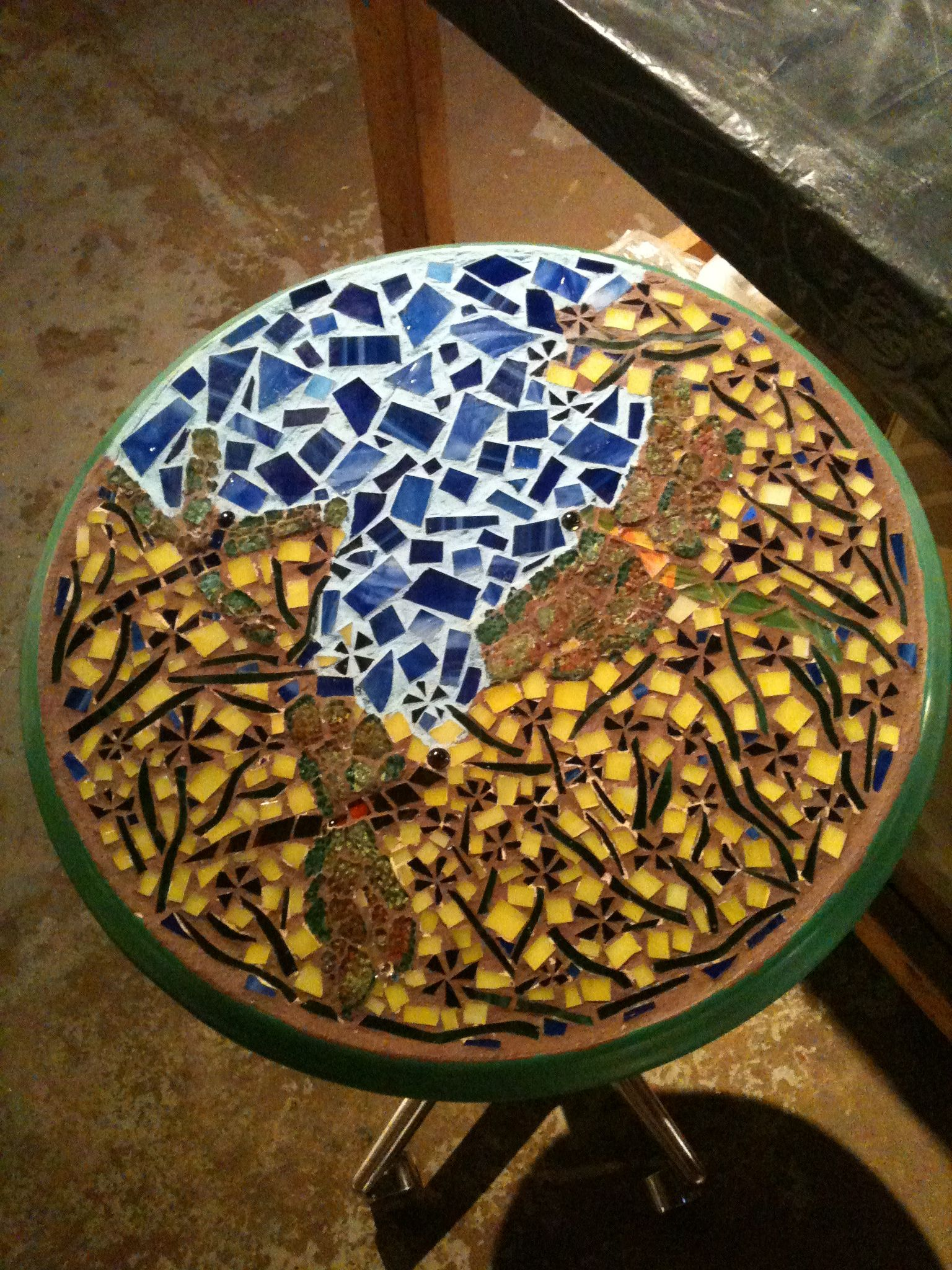 Mosaic Dragonflies