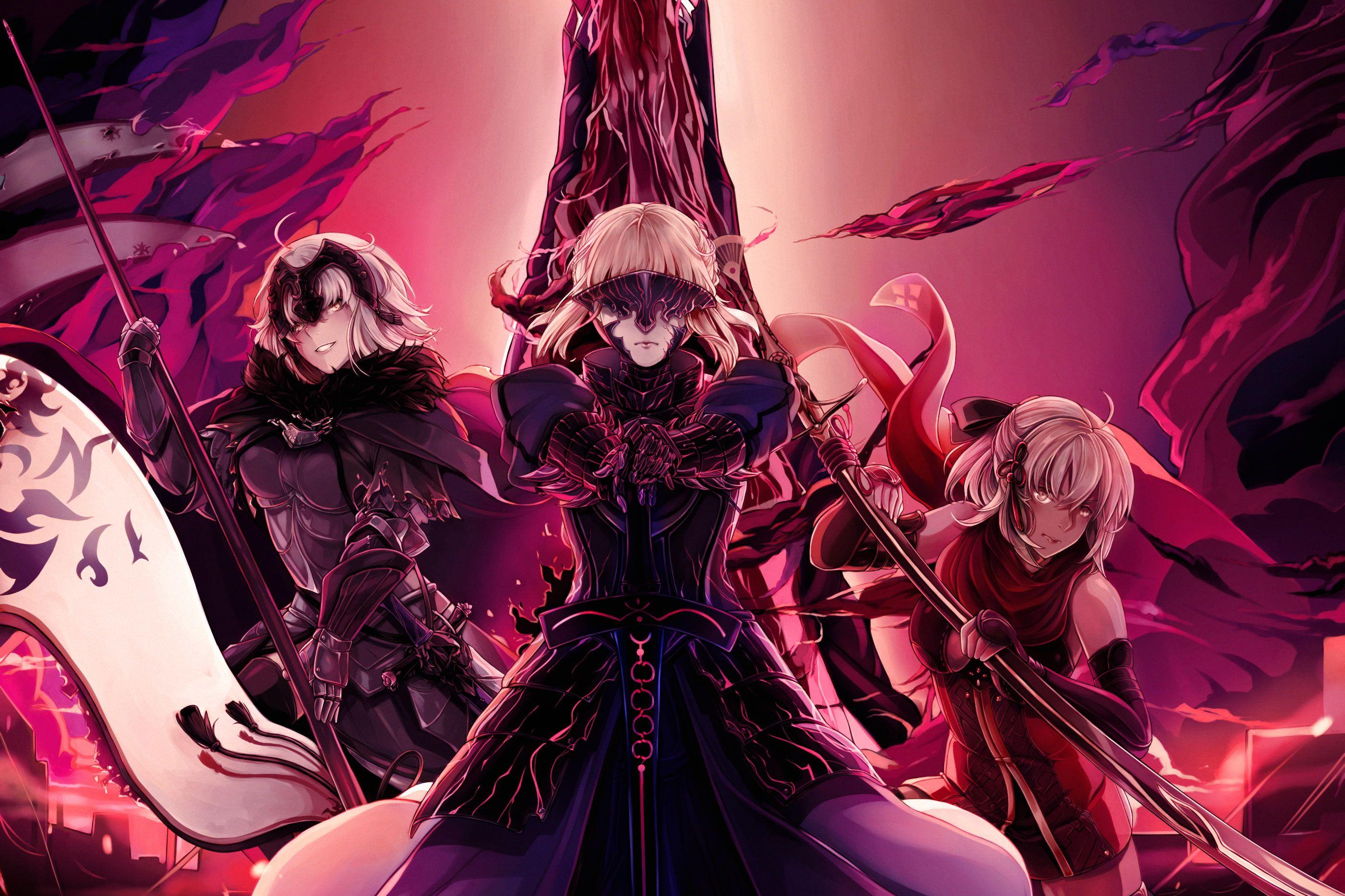 Fate Grand Order Wallpaper Nero Okita Wallpaper Cart