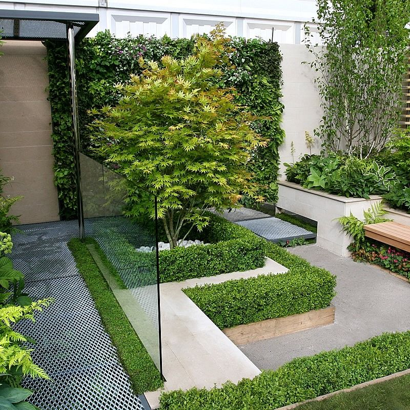 Modern Atlanta Landscape Design: Pin By Sam Cunningham On Garden Ideas