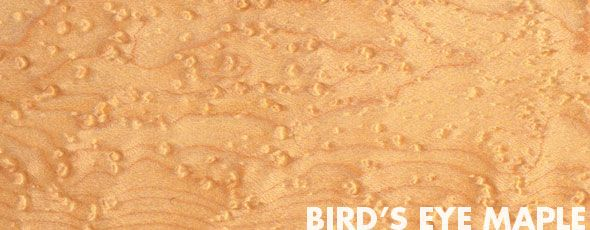 Bird S Eye Maple Wood Option From Pompanoosuc Mills