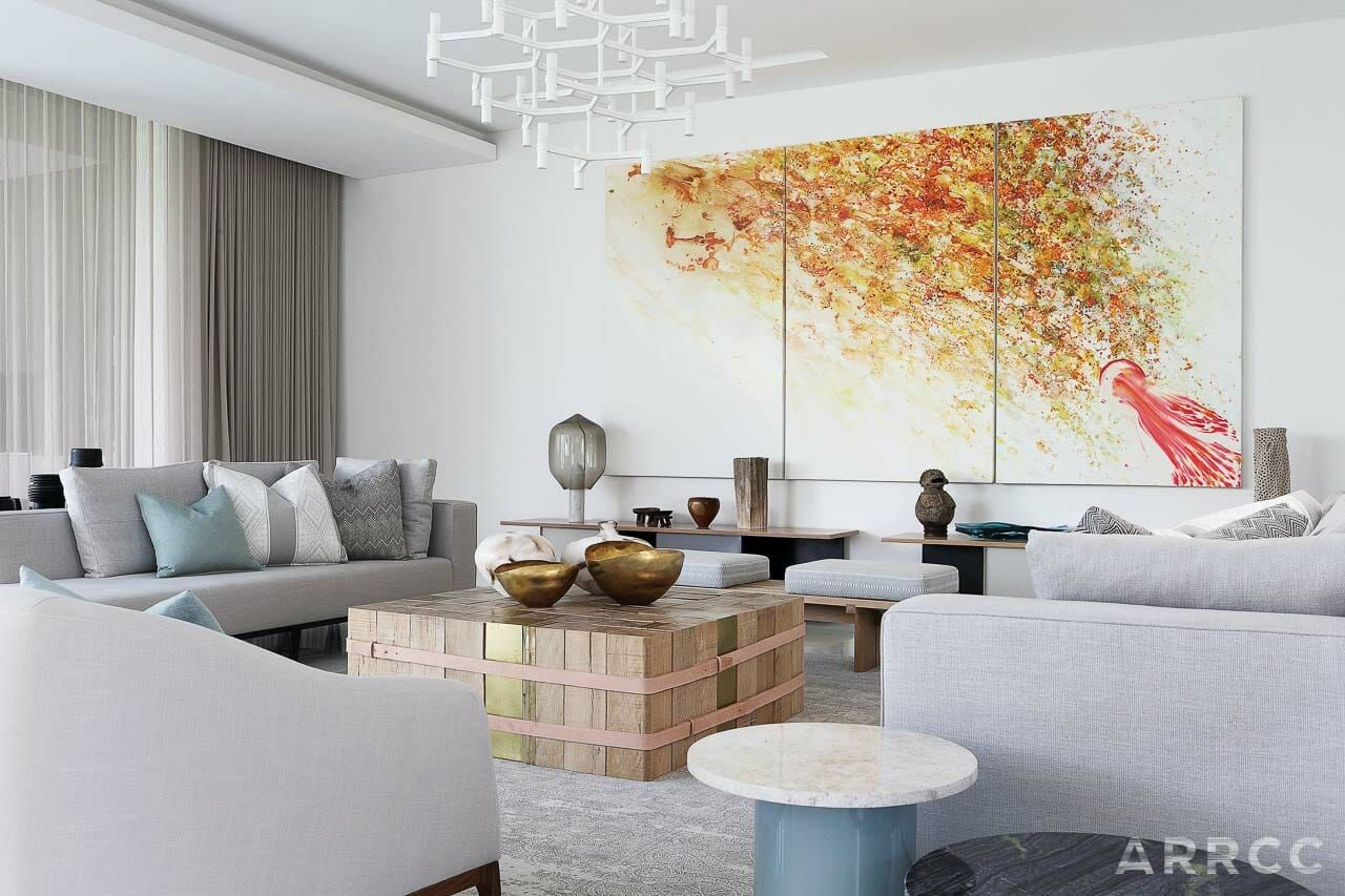 Groovy Sleek Modern Home In South Africa Designed To Showcase Art Download Free Architecture Designs Scobabritishbridgeorg