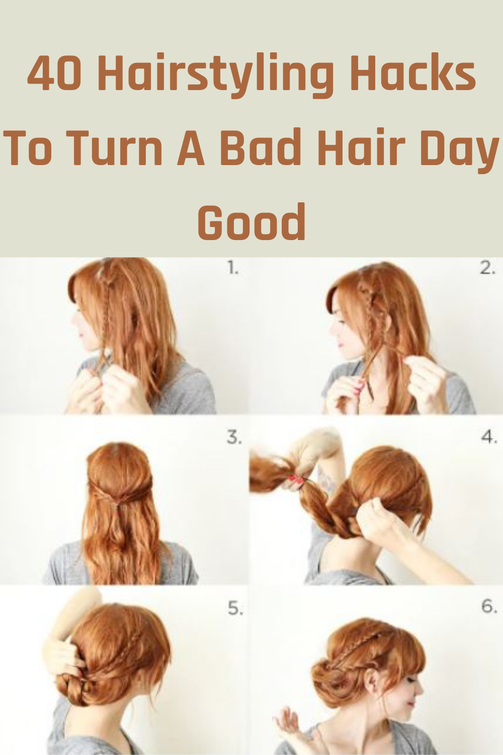 40 Hairstyling Hacks That Turn Bad Hair Days Into Good Ones In 2020 Bad Hair Hair Hacks Bad Hair Day