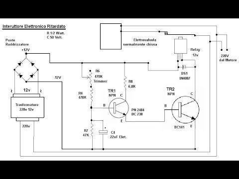 Come costruire un interuttore Elettronico per Compressori