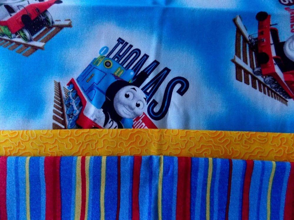 Thomas The Train Pillowcase Impressive Thomas The Train Fabric Pillowcase Kit For Standard Pillow Premium