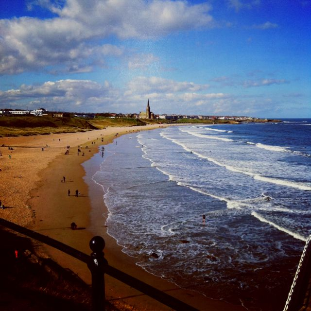 Places To Visit North East Coast England: Tynemouth, UK...my Most Favourite Place In The Whole World