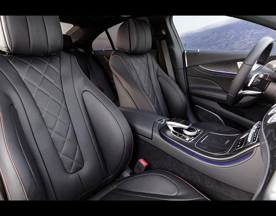 Mercedes Cls 2018 Interior In Pictures Iconic Car Interior