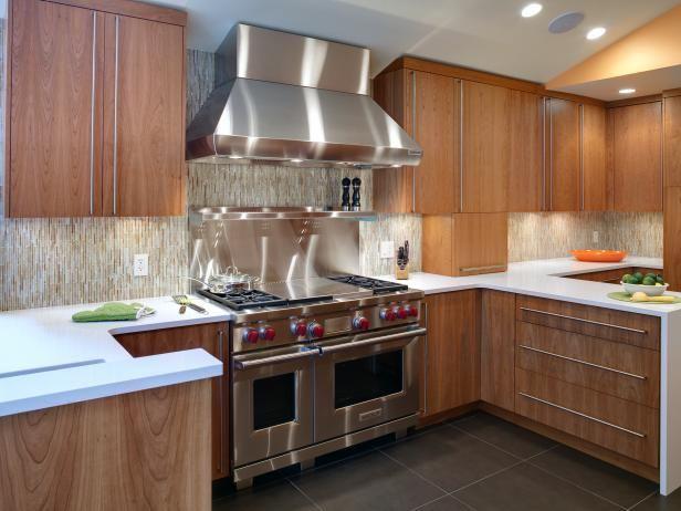 Choosing Kitchen Appliances Contemporary Kitchen Kitchen Design Small Cheap Kitchen Cabinets