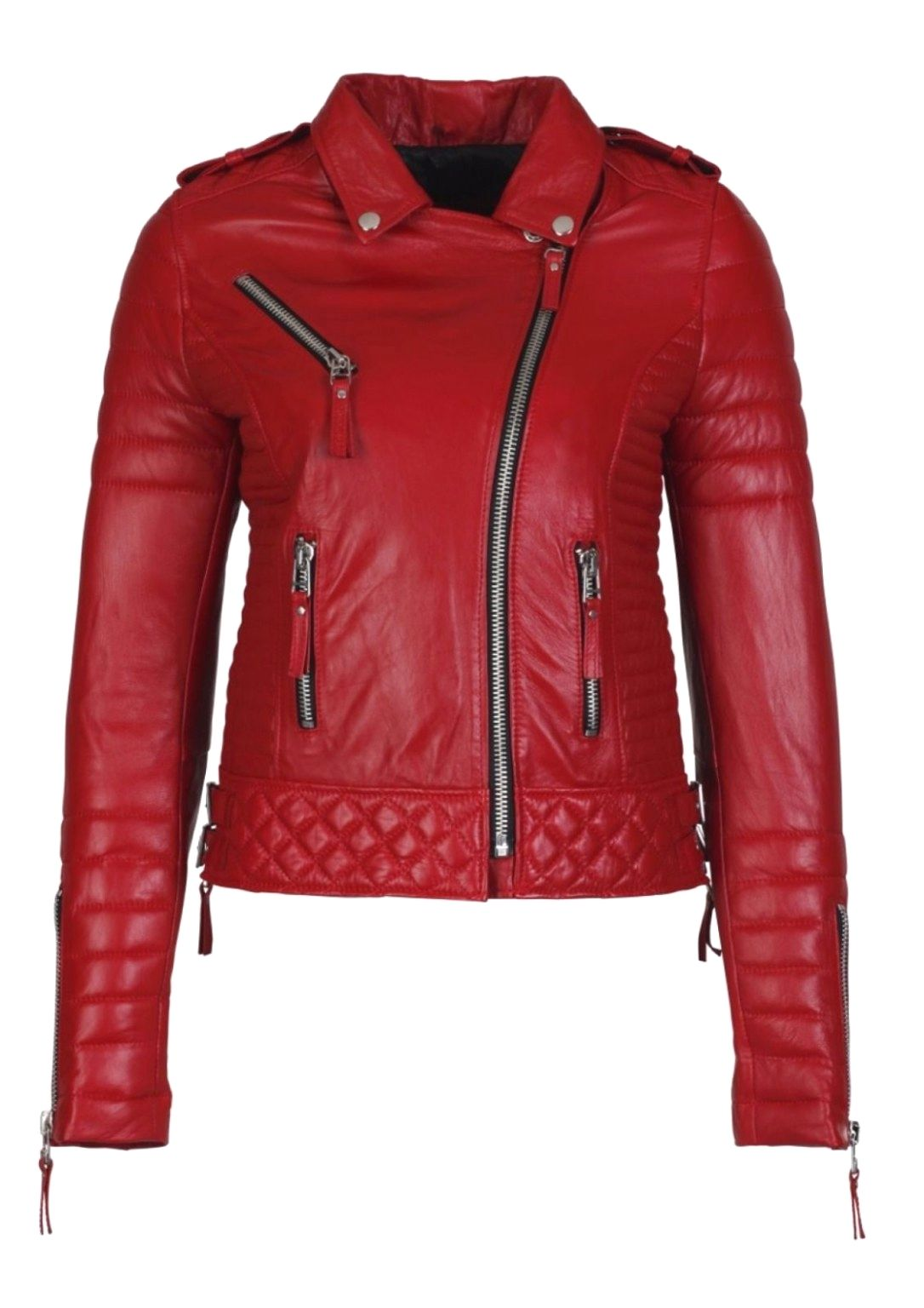 a75fa7da3b7 Men s Jacket Seasonal Womens Black Leather Jacket