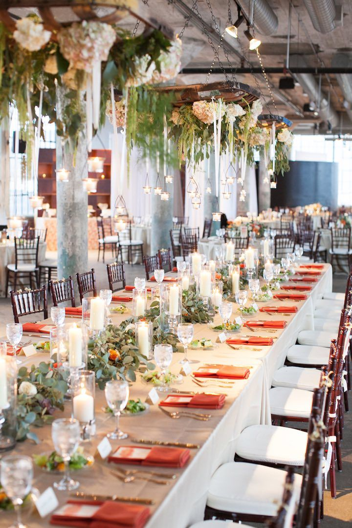 Featured Photographer: Nancy Ray Photography; wedding reception idea
