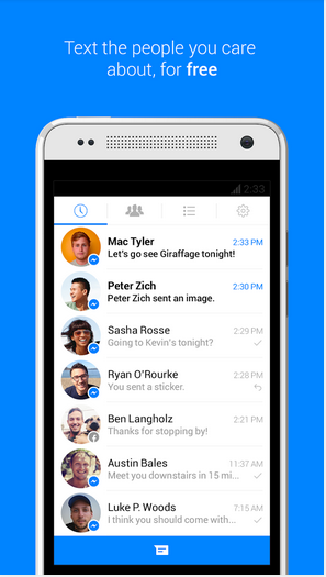 Facebook Messenger 15.0.0.15.13 APK for Android Direct
